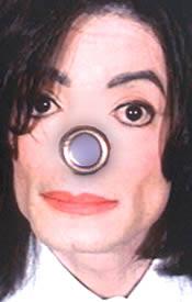 michael jackson nosejobs