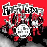 fingathing and the big red nebula band - GCLP127