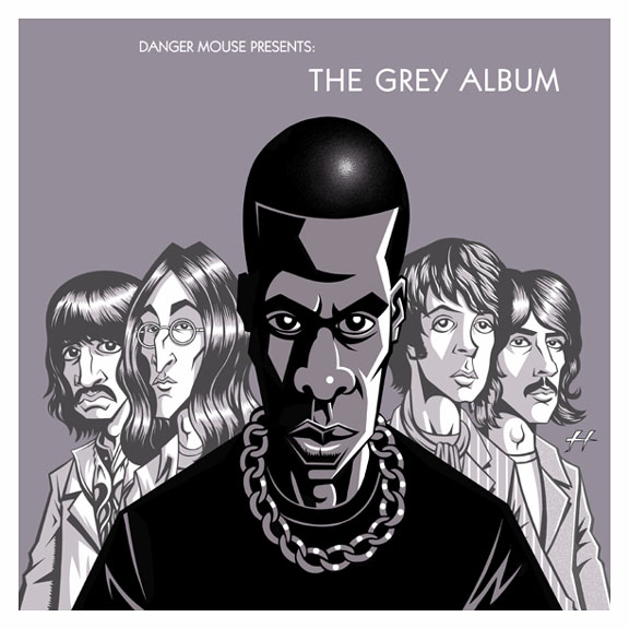grey album cover
