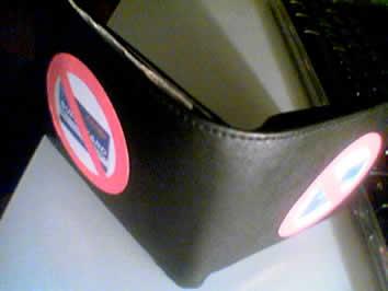 sample wallet